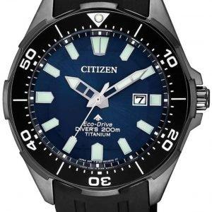 Citizen Promaster Bn0205-10l Kello Sininen / Kumi