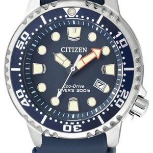Citizen Promaster Ep6051-14l Kello Sininen / Muovi