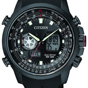 Citizen Promaster Jz1065-05e Kello Musta / Kumi