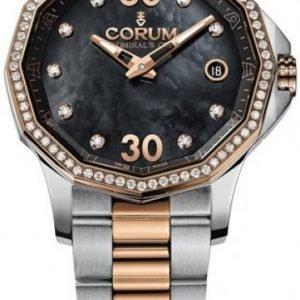 Corum Admirals Cup Legend 38 082.101.29-V200 Pn10 Kello