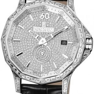 Corum Admirals Cup Legend 42 395.119.69-0081 Gr34 Kello