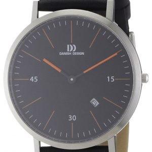 Danish Design Classic 3314381 Kello Musta / Nahka