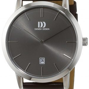 Danish Design Classic 3314498 Kello Harmaa / Nahka