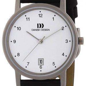 Danish Design Classic 3316033 Kello Valkoinen / Nahka