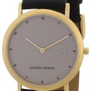 Danish Design Classic 3316188 Kello Harmaa / Nahka
