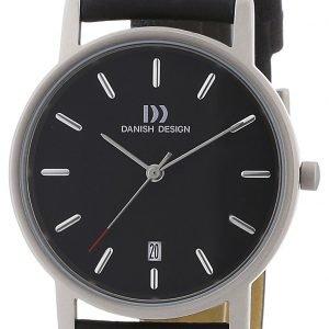 Danish Design Classic 3316261 Kello Musta / Nahka
