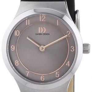 Danish Design Classic 3324527 Kello Harmaa / Nahka