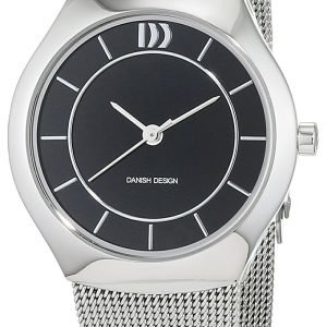 Danish Design Classic 3324566 Kello Musta / Teräs