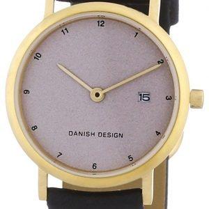Danish Design Classic 3326357 Kello Harmaa / Nahka