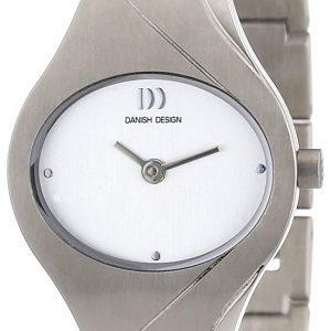 Danish Design Classic 3326550 Kello Valkoinen / Titaani