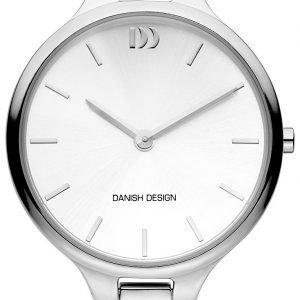 Danish Design Classic Iv62q1192 Kello Hopea / Teräs