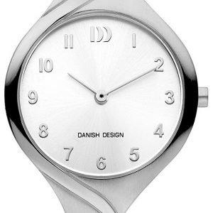 Danish Design Classic Iv62q1200 Kello Hopea / Titaani