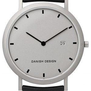 Danish Design Dress Iq19q881 Kello Hopea / Nahka