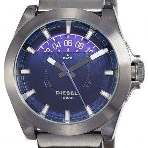 Diesel Dz1698 Kello Sininen / Teräs