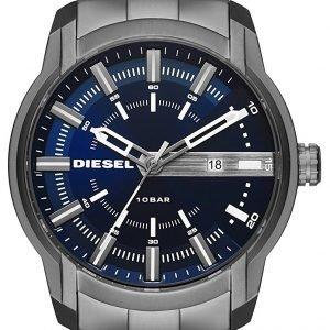 Diesel Dz1768 Kello Sininen / Teräs