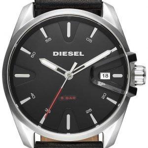 Diesel Dz1862 Kello Musta / Nahka