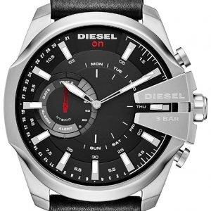 Diesel Dzt1010 Kello Musta / Nahka