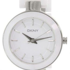 Dkny Dress Ny2354 Kello Valkoinen / Keraaminen