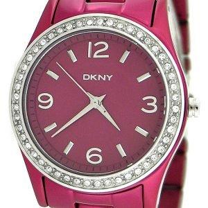 Dkny Glitz Ny8309 Kello Pinkki