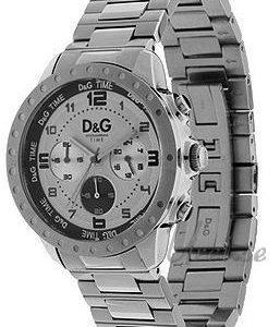 Dolce & Gabbana D&G Dance Dw0191 Kello Hopea / Teräs