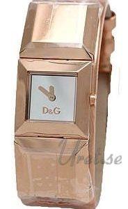 Dolce & Gabbana D&G Dance Dw0271 Kello Hopea / Nahka