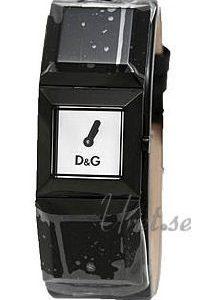 Dolce & Gabbana D&G Dance Dw0274 Kello Hopea / Nahka