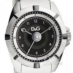 Dolce & Gabbana D&G Dance Dw0608 Kello Musta / Teräs