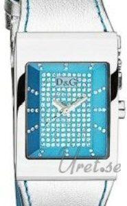 Dolce & Gabbana D&G Dw0157 Kello Sininen / Nahka