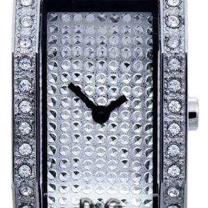 Dolce & Gabbana D&G Dw0276 Kello Hopea / Teräs
