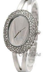 Dolce & Gabbana D&G Dw0279 Kello Hopea / Teräs