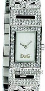 Dolce & Gabbana D&G Dw0286 Kello Valkoinen / Teräs