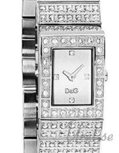 Dolce & Gabbana D&G Dw0328 Kello Hopea / Teräs