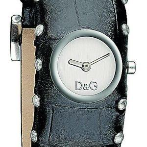 Dolce & Gabbana D&G Dw0351 Kello Valkoinen / Nahka