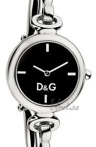 Dolce & Gabbana D&G Dw0394 Kello Musta / Teräs