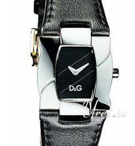 Dolce & Gabbana D&G Dw0614 Kello Musta / Nahka