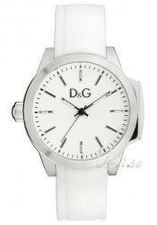 Dolce & Gabbana D&G Dw0746 Kello Valkoinen / Kumi
