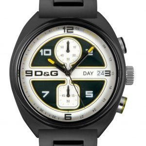 Dolce & Gabbana D&G Song Dw0302 Kello Musta / Teräs