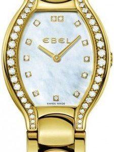 Ebel Beluga 1215920 Kello Valkoinen / 18k Keltakultaa