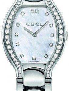 Ebel Beluga 1215924 Kello Valkoinen / Teräs