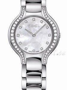 Ebel Beluga Mini 1215870 Kello Valkoinen / Teräs