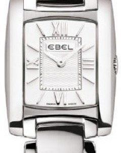Ebel Brasilia 1215601 Kello Valkoinen / Teräs