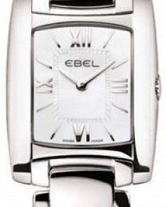 Ebel Brasilia 1215742 Kello Valkoinen / Teräs