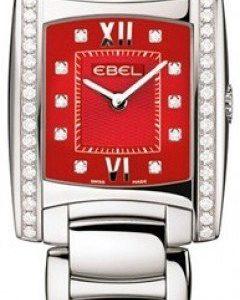 Ebel Brasilia 1215778 Kello Punainen / Teräs