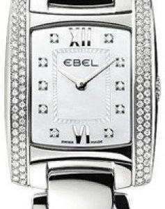 Ebel Brasilia 1215933 Kello Valkoinen / Teräs