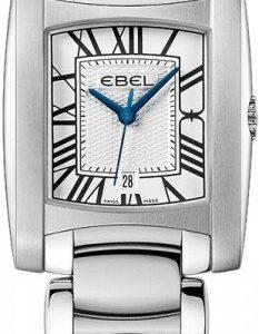 Ebel Brasilia 1216036 Kello Hopea / Teräs
