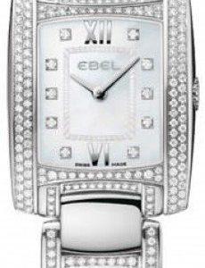 Ebel Brasilia 1290083 Kello Valkoinen / 18k Valkokultaa