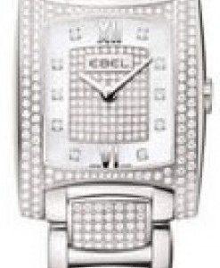 Ebel Brasilia 1290086 Kello Valkoinen / 18k Valkokultaa