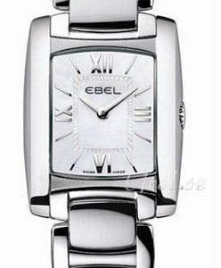 Ebel Brasilia Mini 1215603 Kello Valkoinen / Teräs