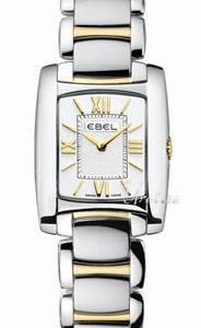 Ebel Brasilia Mini 1215767 Kello Valkoinen / Teräs