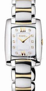 Ebel Brasilia Mini 1215768 Kello Valkoinen / Teräs